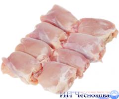 Филе бедра куриное б/к  б/к фас. по 2.5 кг