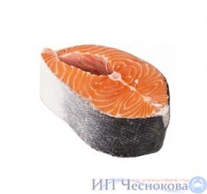 Сёмга (лосось) кусок середина