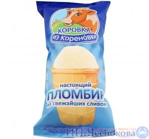 Мороженое Коровка из Кореновки пломбир