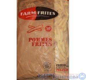 Картофель фри 10мм А класс ФФ