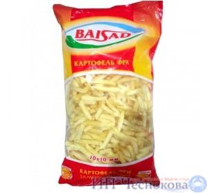 Картофель фри 10мм   Байсад