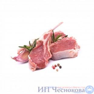 Баранина каре зачищ. 75/35 (400-450г)