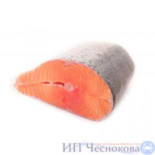 Сёмга (лосось) кусок хвост.часть