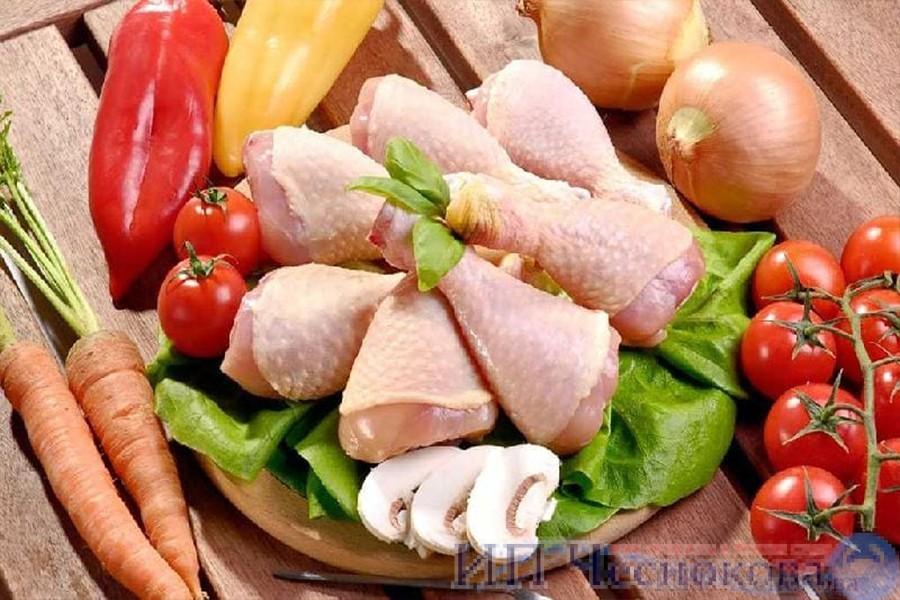 Куриные продукты